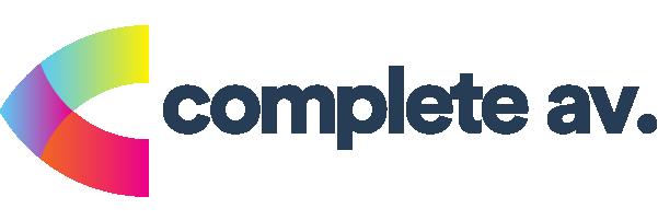 Complete AV Logo